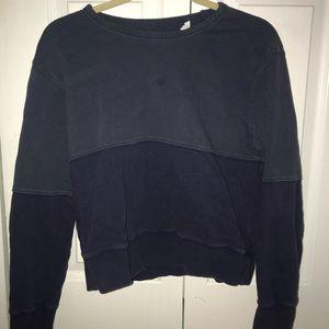 Blue La Hearts Sweater